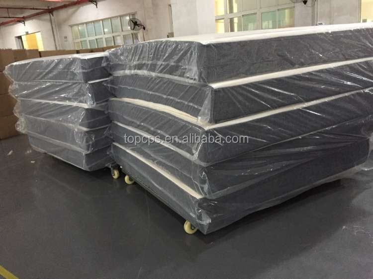 2016 wholesale latex mattress,high quality foam mattress