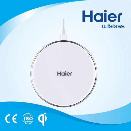 Smart Haier Fast Charge Wireless Charger for Samsung Edge