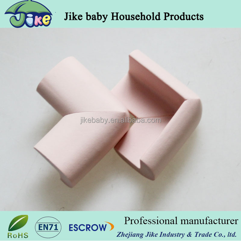 colorful home safety products for kids safety Baby proof Table Edge Protector