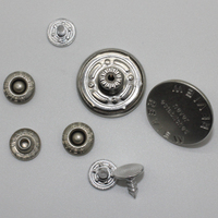 engraved logo designer custom jeans buttons and rivets