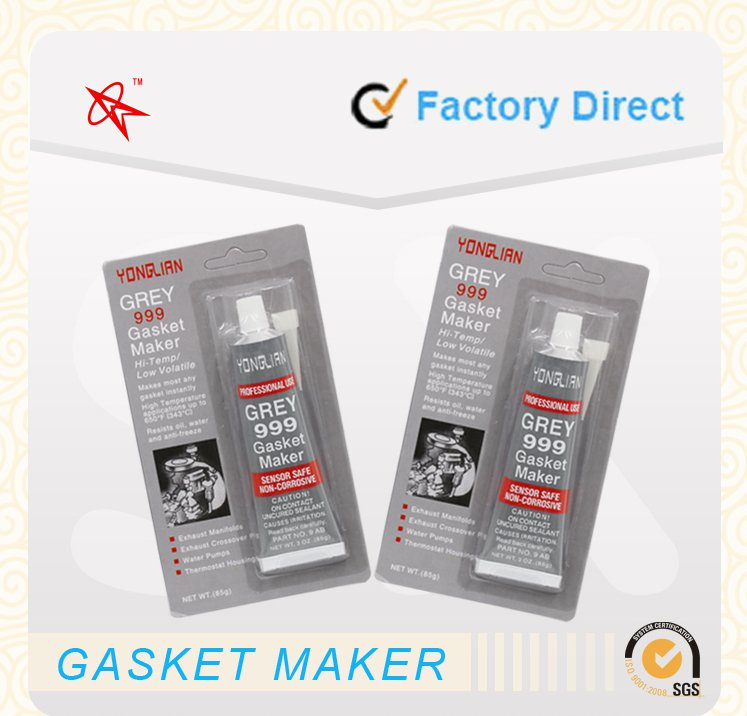 RTV silicone gasket maker be used for making gaskets on engine parts
