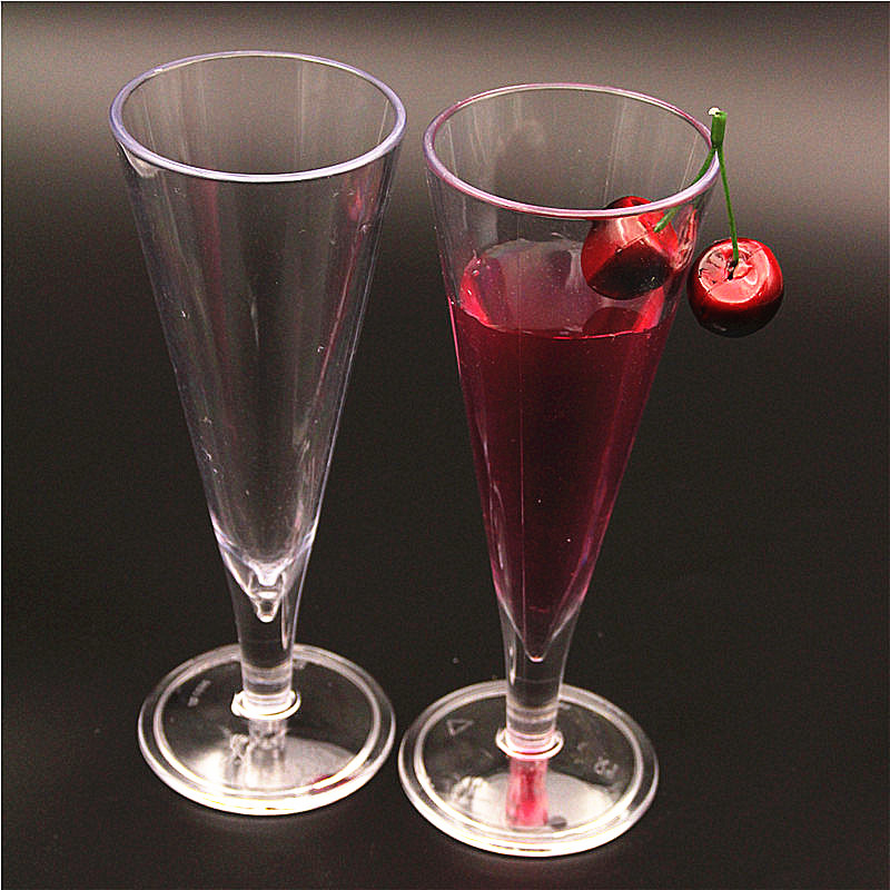 Unique wine glasses home design for Cool wine glass designs