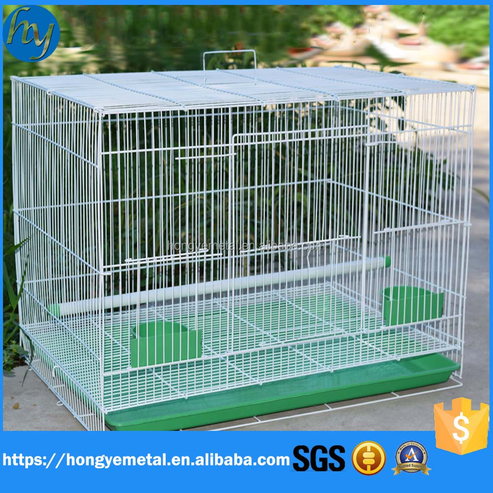 Pet Product Metal Wholesale Decorative Canary Bird Cage