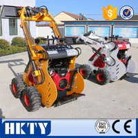 2016 new product skid steer loader in alibaba