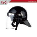 Anti riot police equipments helmet With Mesh Visor/riot helmet