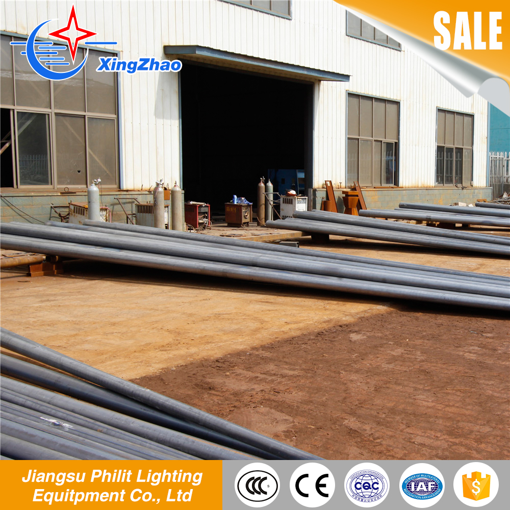 New products cheap lamp street electric pole