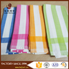 100% cotton terry cloth yarn dyed disposable check kitchen towel
