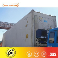 40ft used refrigerated container for sale