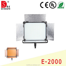 p ography equipment led video light for filming shooting