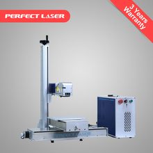 Max /Raycus/ IPG 20W fiber laser marking machine for metal,watches,camera,auto parts,buckles