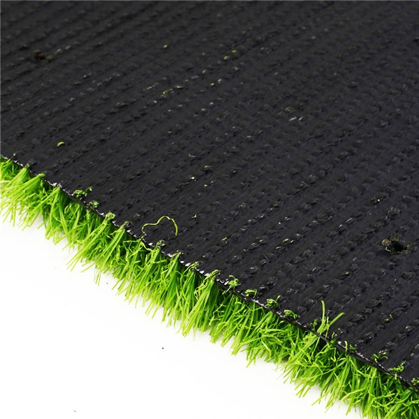 Outdoor decoration anti - aging artificial grass , Synthetic grass artificial grass for residents roof