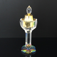 K9 Crystal antique incense burner on sale