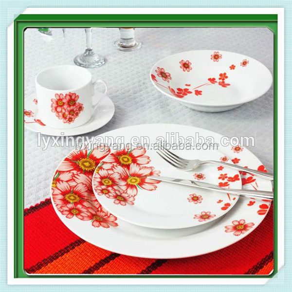 new Modern round dinnerware,modern china dinnerware,microwavable china dinnerware