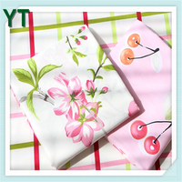 Manufacturer Customized Made-to-Order Printing Fabric CVC/TC/Cotton