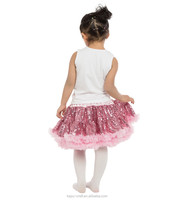 New Baby Kids Girls Tutu Pettiskirt Girls Zebra Print Pettiskirt Princess Skirt