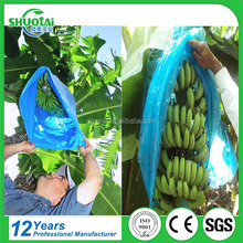 OEM free sample agriculture biodegradable and cost effective banana bunch bag frost cover mango fruit tree cover