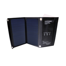 Waterproof 15W 5V Foldable Sunpower Charger Solar For Mobile Phone
