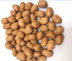 Japanese Style Soy Sauce Coated Peanuts