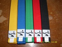 MMA BELTS FOR JUDO KARATE TEEKWONDO AND BJJ FOR SCHOOLS AND GYMS