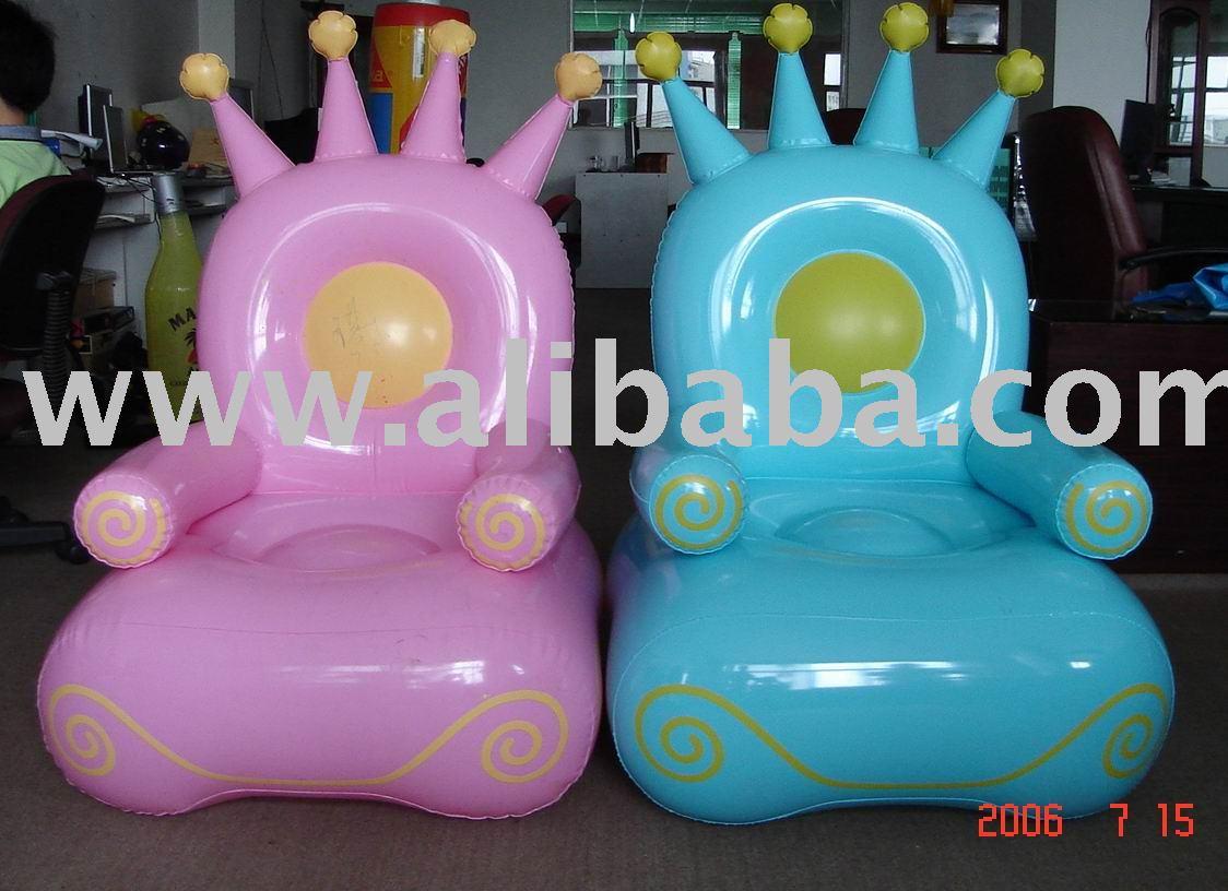 Princess Sofia Inflatable Chair