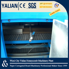 Vertical Corrugated Cardboard Sheet Making Machine With Best Price