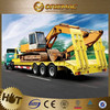 HOWO tractor head truck trailer 420hp & 8-10 cars 2 axle hydraulic car carrier , remote control truck trailer