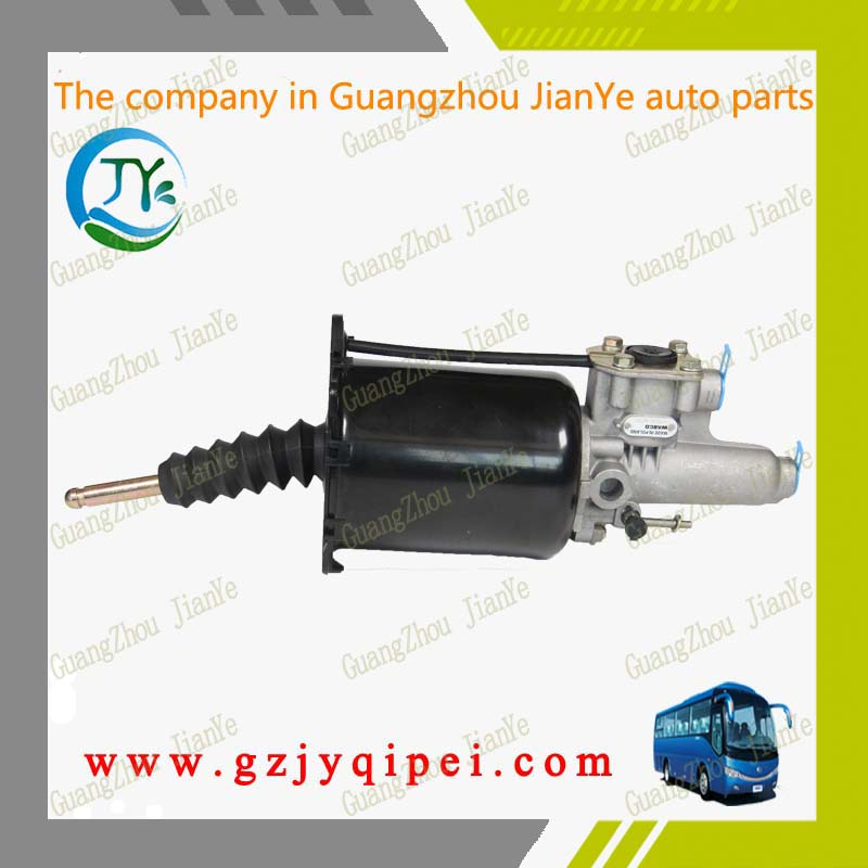 970 051 423 0 Wabco original BUS truck brake servo clutch boosters for truck and yutong higer bus spare parts