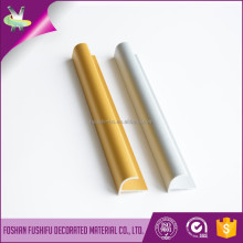 Alibaba hot item aluminum extrusion tile trim profile