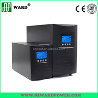 China direct supplier ward UPS Home UPS 1200VA Sine Wave UPS For Home Use