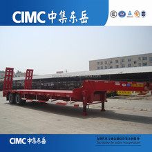 CIMC multi-axle hydraulic truck trailer for sale