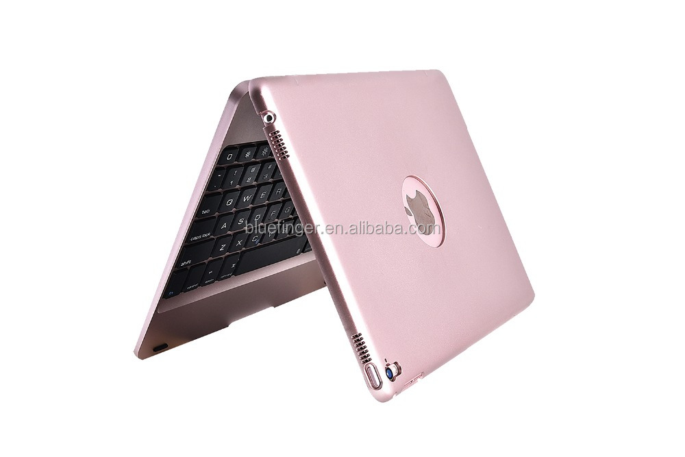 High-end ABS material keyboard case for iPad pro9.7&iPad air 2 with bluetooth