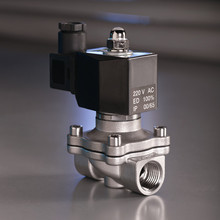Stainless Steel Material 2WB Series Fuel Shut Off Valve