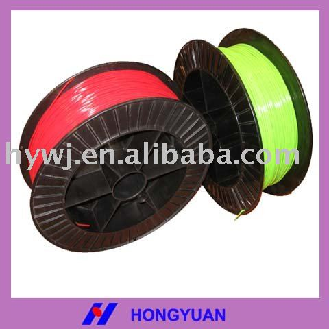 raw material of plastic coil pvc filament