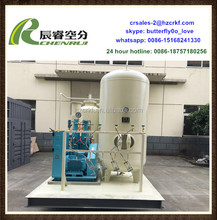 Air separation plant glass heating china oxygen
