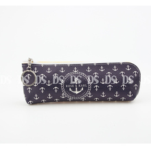 Portable Personalized Pencil Case Leather