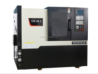 TCK36L Linear Rail High Speed CNC Slant Bed Lathe