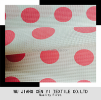 Polyester Waterproof Oxford Fabric with pu for Cover