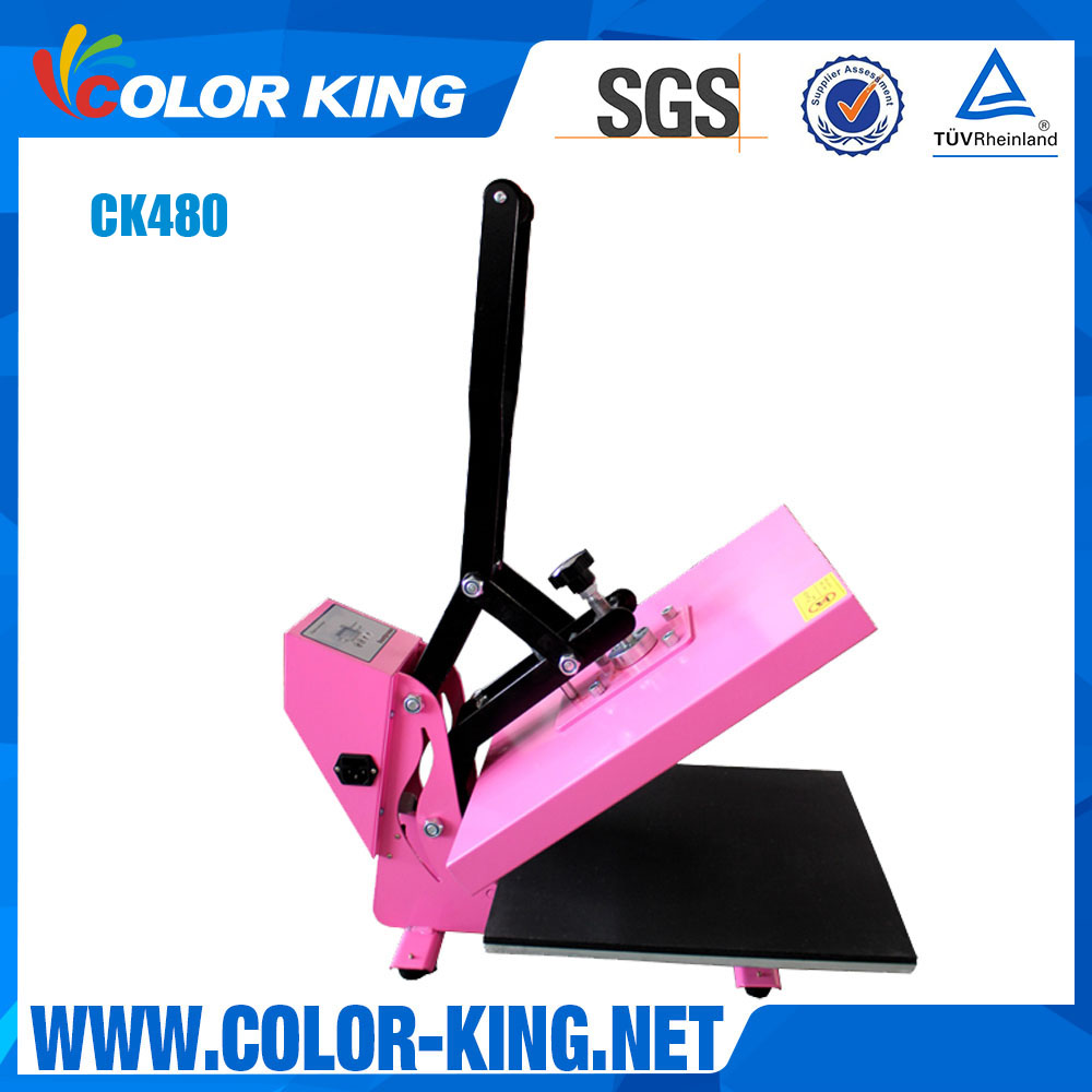 Fashion Style Colorking Design Top Sale Cheapest Heat Press Canada