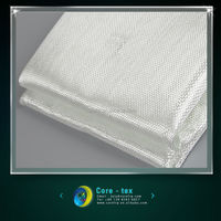 plain weave glass fiber fabric