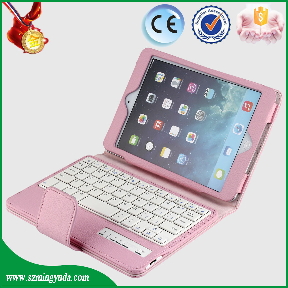 For iPad Mini 2 Case , Pu Leather case for ipad air for Girls Hot Sell for America Market