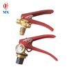 China Supplier Fire Extinguisher Spare Parts For Sale Dry Powder Fire Extinguisher Valve