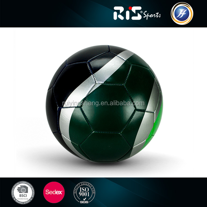 Wholesale PVC promotional custom print training Soccer ball /football