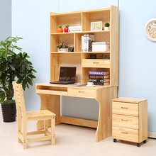Custom Pine Wooden furniture ,wooden computer chair table and chair wholesale