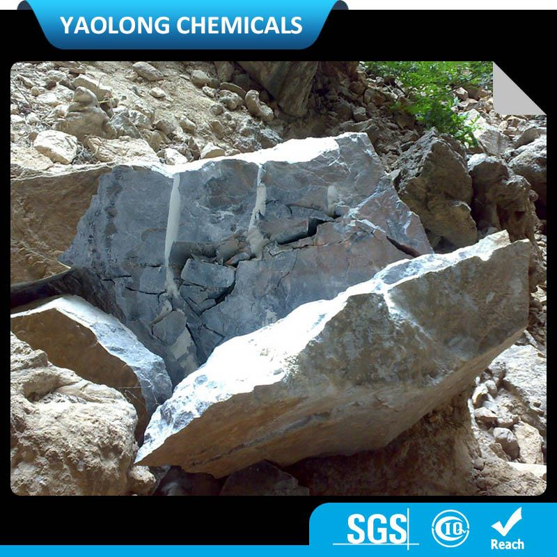 stone breaking non explosive demolition agent in cement for sale