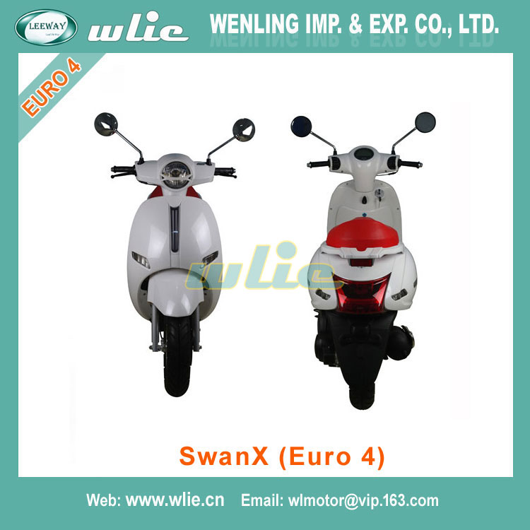 2018 New cruiser scooter motorcycle cool sports gas SwanX 50cc 125cc (Euro 4)