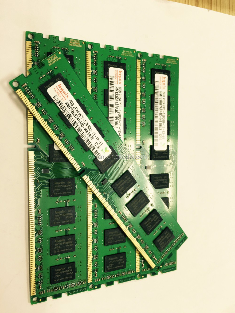DDR2 800MHZ 2GB 128*8 16IC ORIGINAL BRAND with retail package