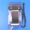 New design Universal Transparent mobile phone pvc waterproof bag for cell phone and camera