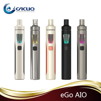 Cheap & hottest Vapor Joytech EGO AIO kit stick all in one Authentic eGo AIO with Childproof design