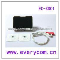 2014 New Design Portable Micro ECG Heart Monitor For Home Use