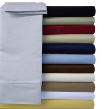 Multifunctional hotel life multi color available bed sheet sets